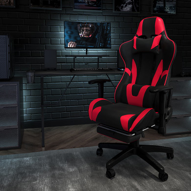 X30 Gaming Office Ergonomic Computer Red Chair