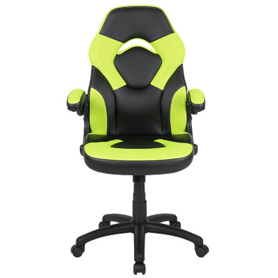 Neon Green X10 Gaming Chair