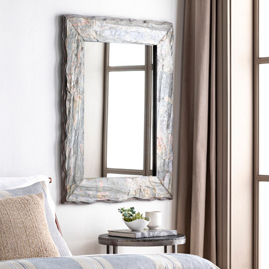 Adenmore 40 X 31 inch Wall Mirror