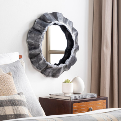 Abyss 21 X 21 inch Wall Mirror