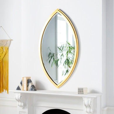 Chateaux Wall Mirror