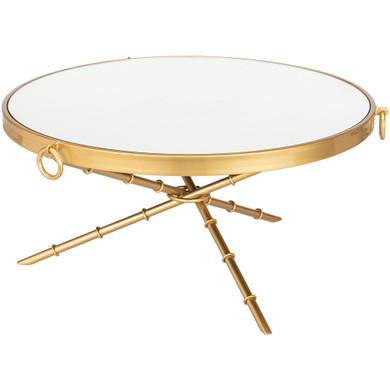 Galatine Gold Coffee Table