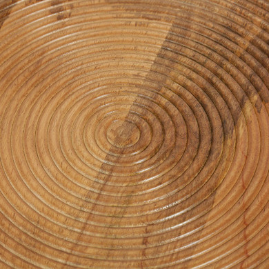 Boho Industrial Handcrafted Mango Wood Coffee Table