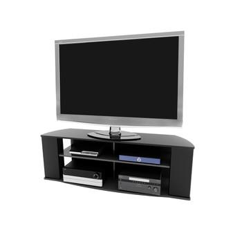 Prepac Essentials 60-inch TV Stand, Black