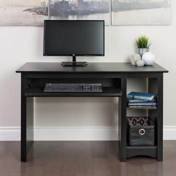 Computer Desk, Black