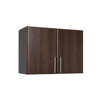 "Elite 32"" Stackable Wall Cabinet, Espresso"