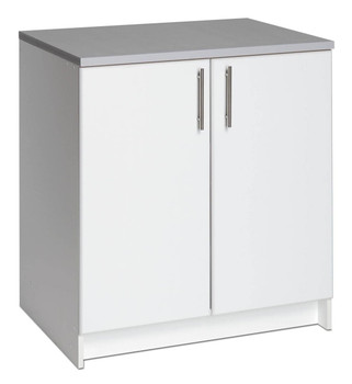 "Elite 32"" Base Cabinet, White"
