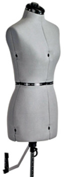 Professional Adjustable Dress Form Mannequin - Petite