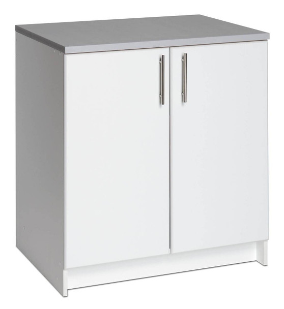 "Elite 32"" Base Cabinet, White"
