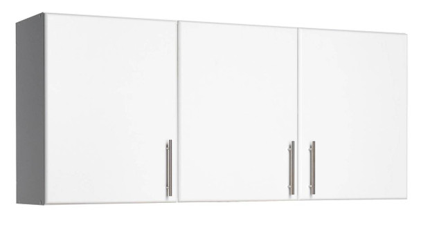 "Elite 54"" Wall Cabinet, White"