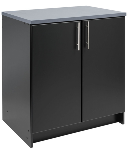 "Elite 32"" Base Cabinet, Black"