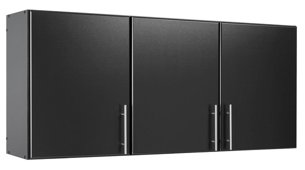 "Elite 54"" Wall Cabinet, Black"