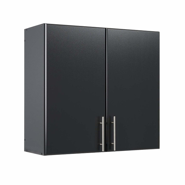 "Elite 32"" Wall Cabinet, Black"