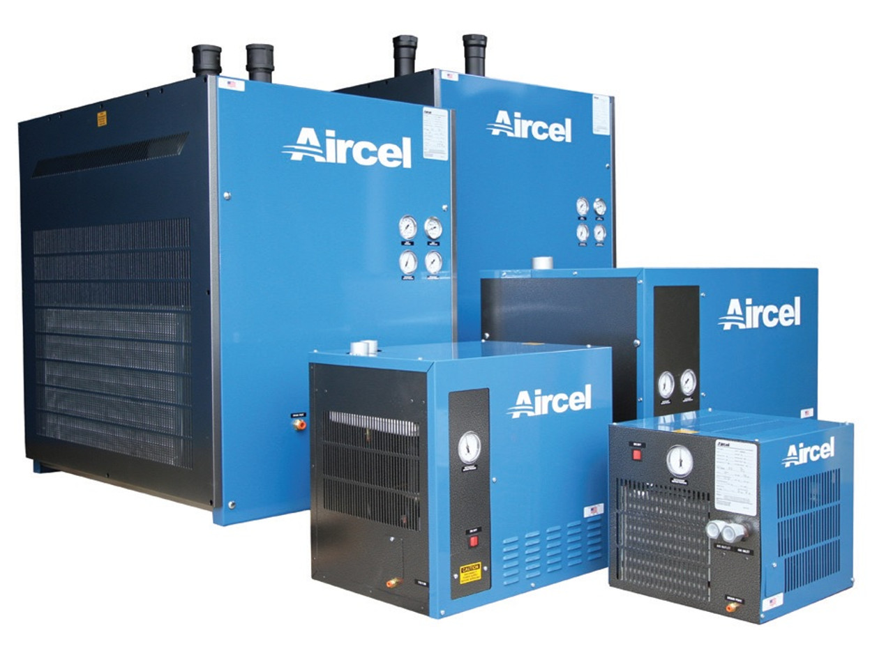 VF-15 | Aircel Refrigerated Air Dryer, 115-1-60, 15 SCFM