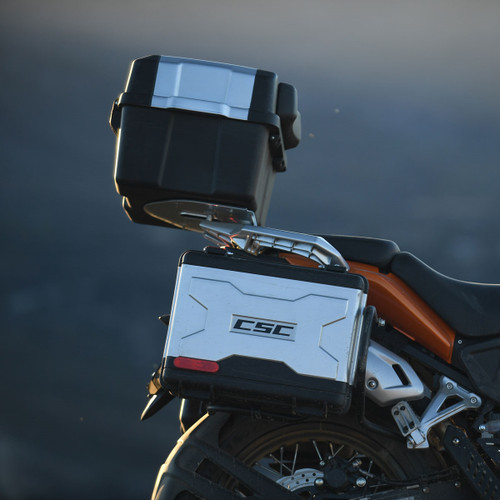 Luggage Kit, Tall Top Box, RX3, RX4 Complete kit with all mounting brackets