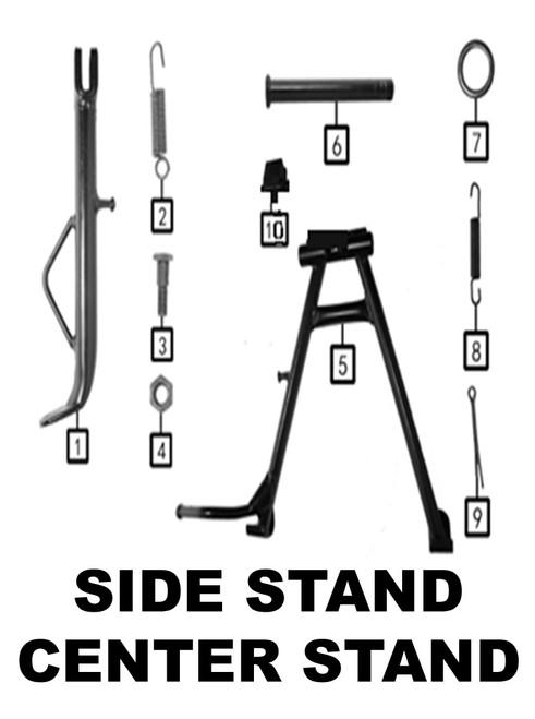 center stand