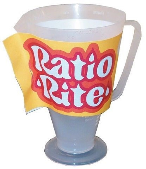 RATIO-RITE MEASURING CUP..WITH-OUT CAP