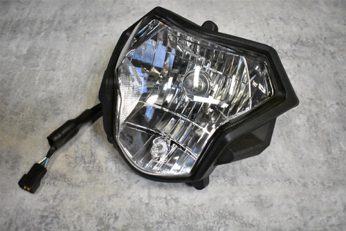 HEADLAMPS ASSY - 2016-Up without Blue Dot