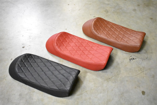 DIAMOND PATTERN, CUSTOM UPHOLSTERED SG250 SEAT
