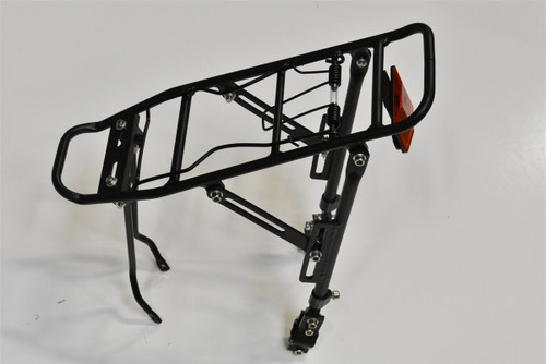 Rear Carrier, Black, For FT750-26 & FT750-20