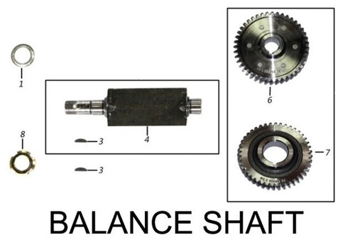 BALANCE SHAFT