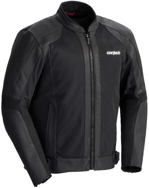 PIUMA JACKET BLACK MED