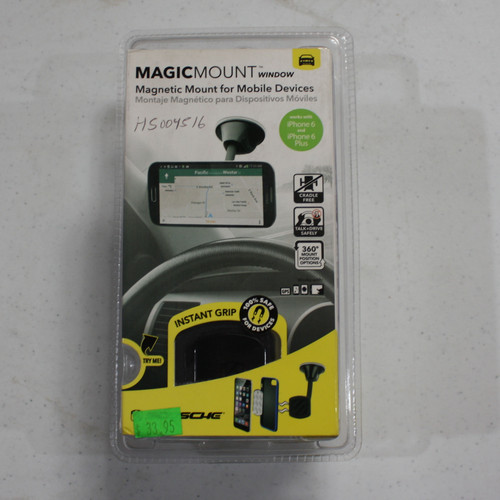 SCOSCHE MAGWDM MagicMount Magnetic Suction Cup Mount for Mobile Devices
