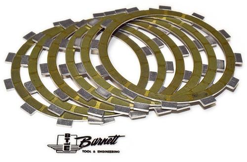Clutch, Kevlar Heavy Duty, Barnett 6pc Set