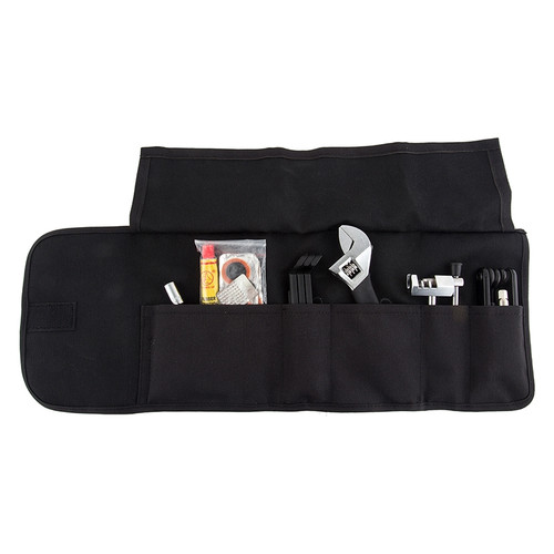 TOOL KIT, Basic Tool Wrap 9pc Kit