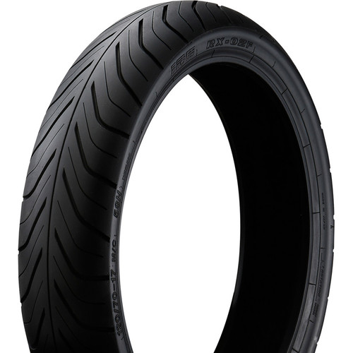 RX-O2 ROAD WINNER BIAS TIRES 120/70-17 58H
