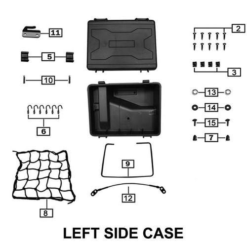LUGGAGE  LOCK TAB USE Z57-115