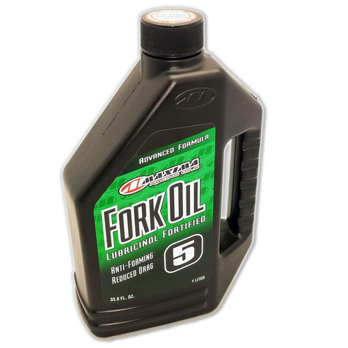 Fork Oil, Maxima 5W Liter