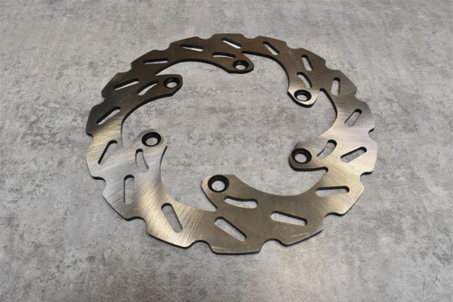 FRONT BRAKE ROTOR,TT250, 420 STAINLESS