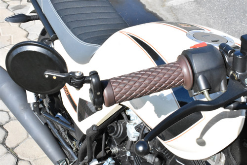 "MOTORCYCLE GRIPS 7/8"", SG250 GRIPS"
