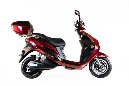 Wiz Electric Scooter - Red