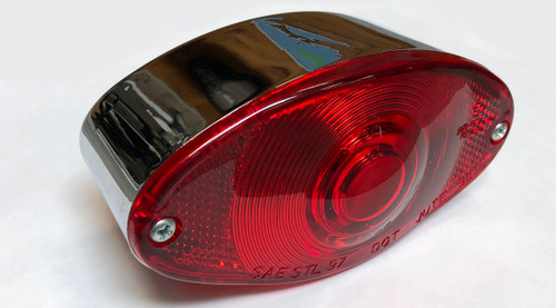 TAIL LIGHT, OVAL, DOT, SG250