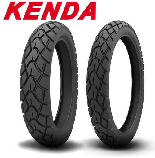 Kendo TIRE K761 120/80-18 TL (TT250 Rear)