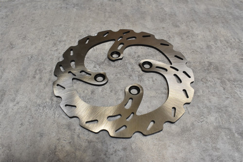 REAR BRAKE ROTOR,TT250, 420 STAINLESS