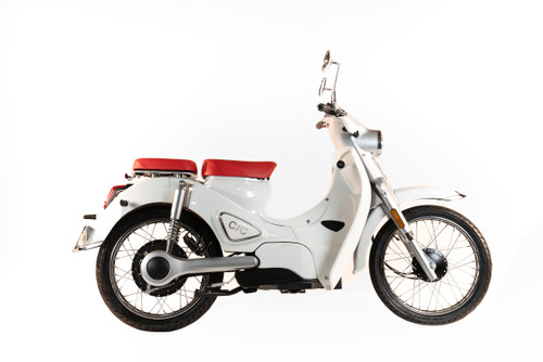 CSC Monterey Electric Scooter - White - PRE-ORDER