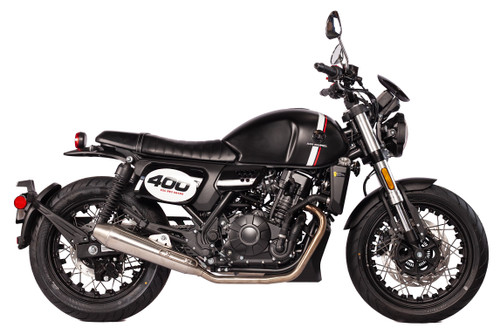 RE3-SG400 San Gabriel Sinister Black 400