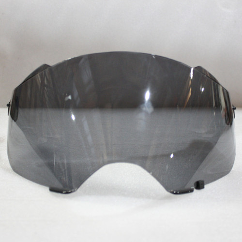 Fly Racing Dark Smoke Face Shield For Trekker Helmet