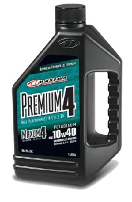 Oil, Maxima Maxum Premium 4 10W40 Liter