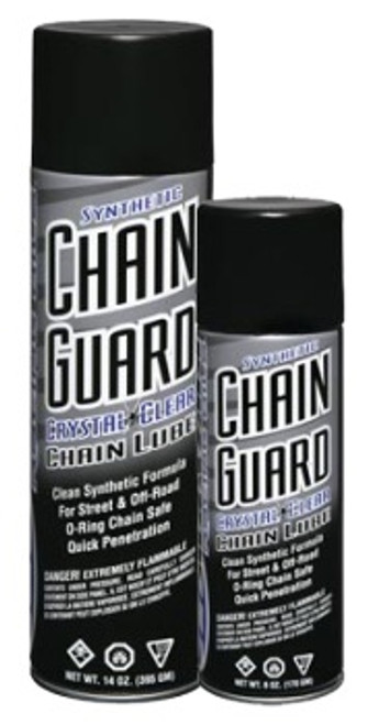 CHAIN LUBE, MAXIMA CHAIN GUARD 7.4FL OZ