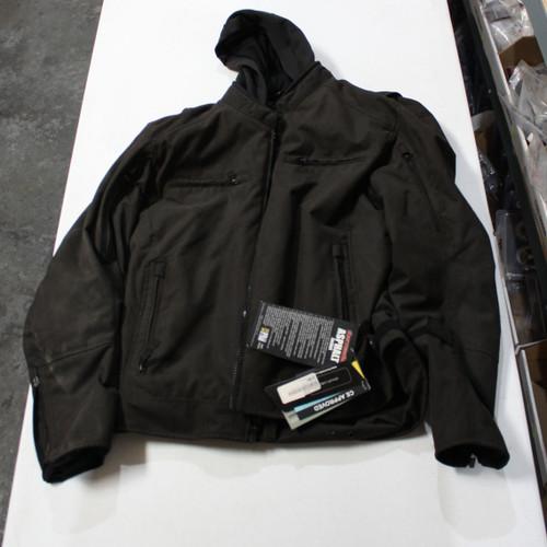 Tourmaster Asphalt Jacket, Black, X-Large