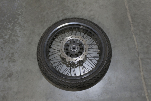 FRONT WHEEL ASSEMBLY, 2018 SG250 ONLY