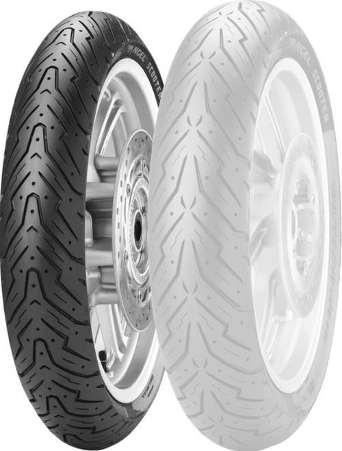 PIRELLI Tire A Sct 110/70-12 47P, Front For City Slicker
