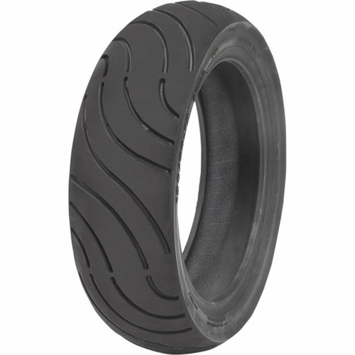AMS 0340-0666 ST108 Front/Rear Scooter Tire - 120/70-12, For City Slicker