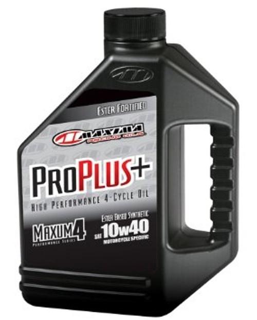Oil, Maxima 4 Pro Plus 10W40 Liter