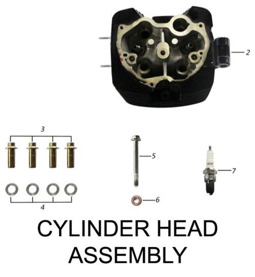 CYLINDER HEAD ASSY
