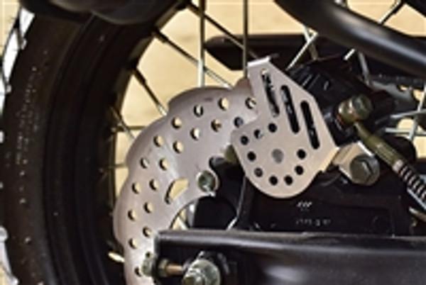 Billet Rear Brake Caliper Cover, RX3